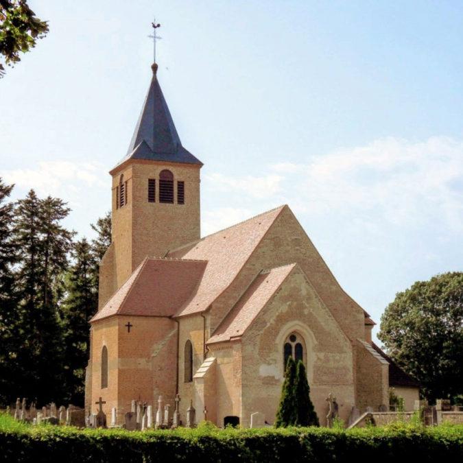 Neublans-Abergement — Église Saint-Étienne
