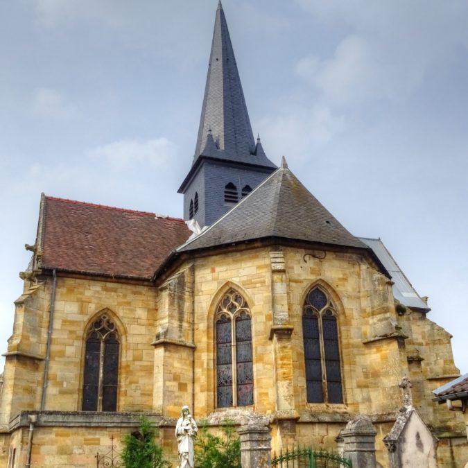Pargny-sur-Saulx – Église de l'Assomption