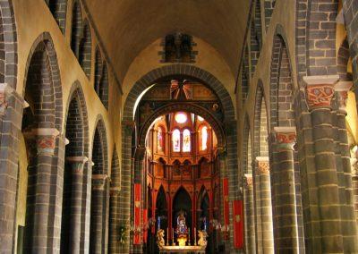 riom église saint amable