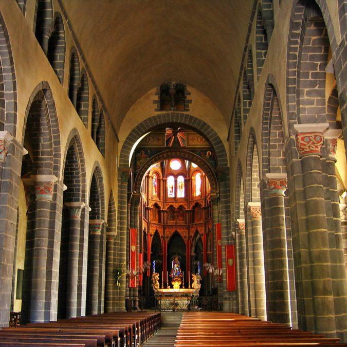 Riom – Église Saint-Amable