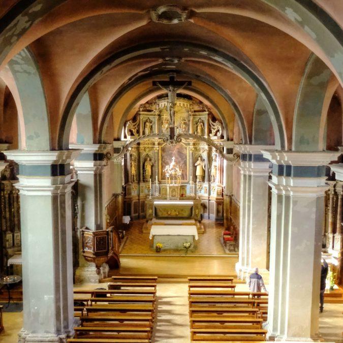 Saint-Gervais — Église Saint-Protais
