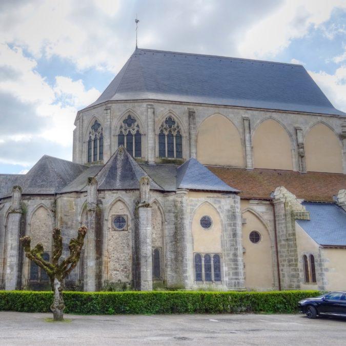 St-Satur – Abbatial Saint-Pierre