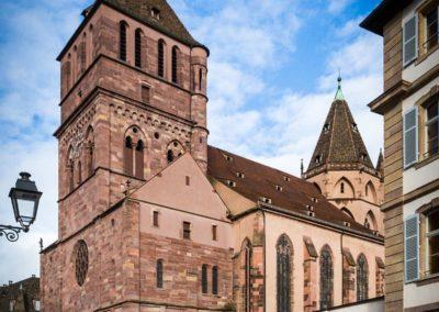 Strasbourg - Eglise St-Thomas - 2009
