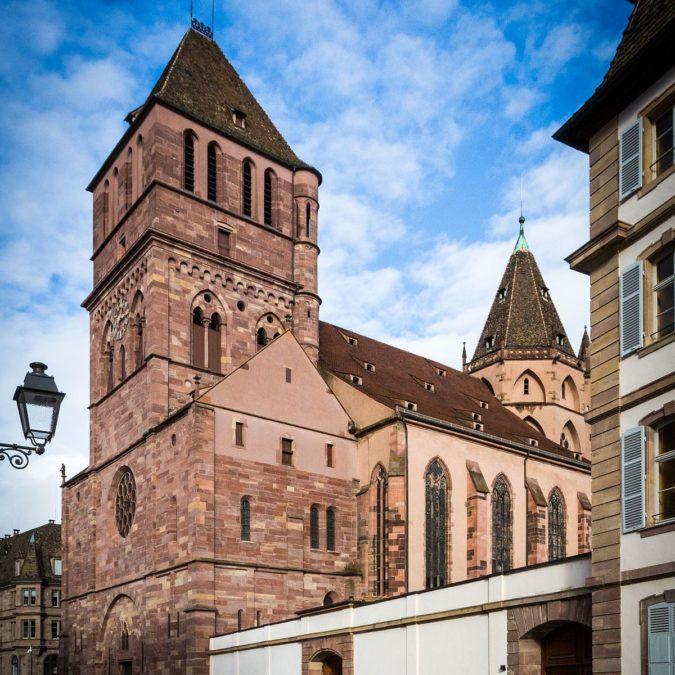 Strasbourg – Église Saint-Thomas