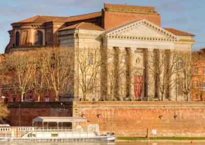 Toulouse - Basilique Notre-Dame de la Daurade - 2003