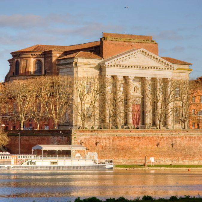Toulouse – Eglise Notre Dame de la Daurade