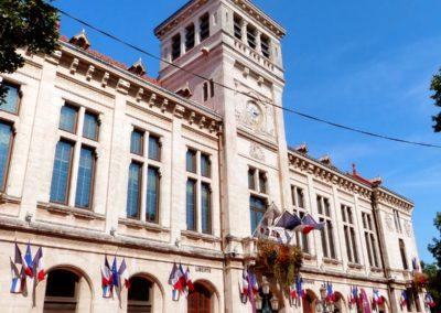 Valence - Salle des Mariage de l'Hotel de Ville - 2018