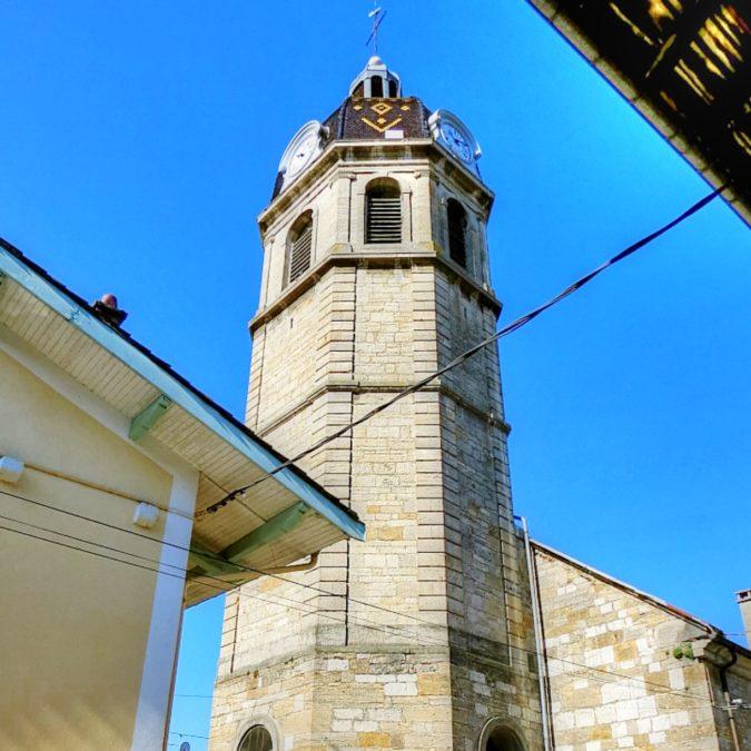 Vaux-en-Bugey — Église Saint-Martin