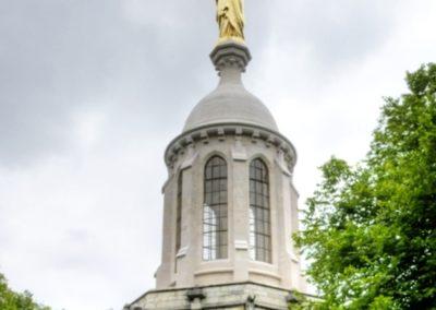 Velars-sur-Ouche - Chapelle Notre-Dame de l'Etang - 2017-2018 - Carre