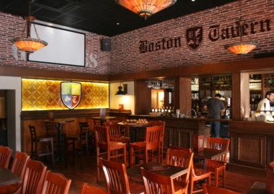 Boston Taverne - Lyon - Place des Terreaux - 2012
