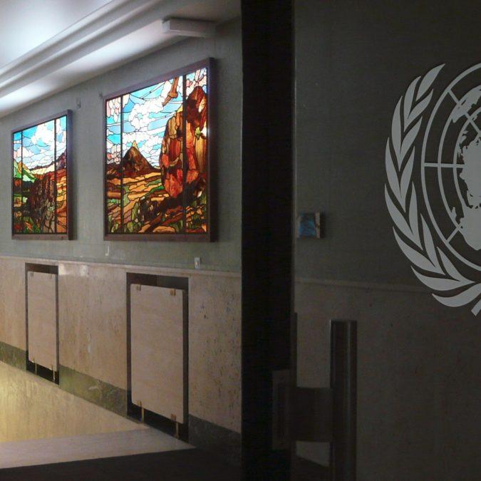 """""""les temps invariables"""" ONU – Genève"""