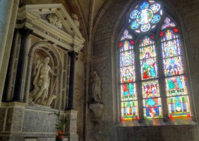 Verdun - Cathédrale - Chapelle Saint-Joseph - Vue intérieur