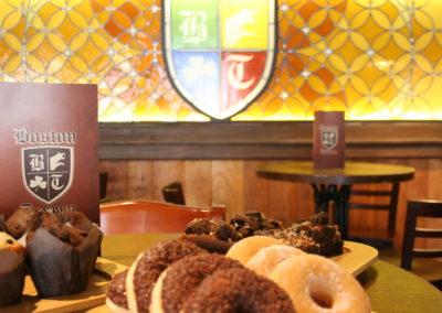 Boston Taverne - Lyon - Place des Terreaux - 2012 - in situ