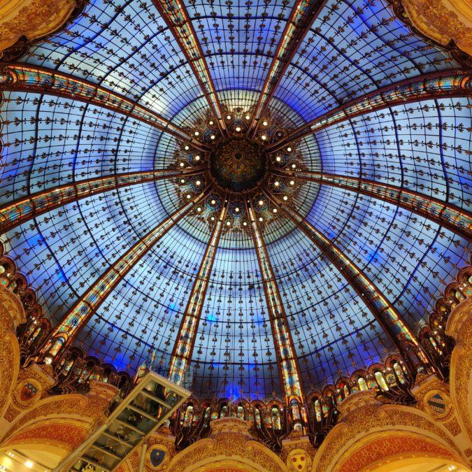 Paris – Galeries Lafayette