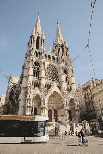 Marseille — Eglise Saint-Vincent-de-Paul — Les Réformés